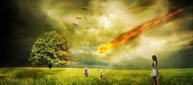 Dinosaurs went extinct because of the dark and chill following asteroid megastrike