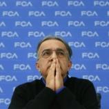 Sergio Marchionne, amministratore delegato di Fca.