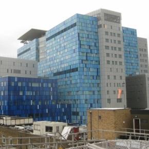 New Royal London Hospital under construction Matt Brown, Pixabay.com, cc0 license