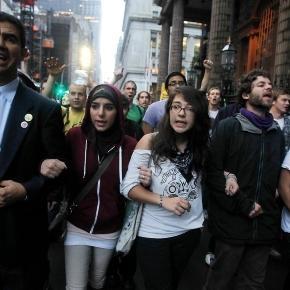 """Protest an der Wall Street: """"Amerika zerbröckelt"""" - n-tv.de - n-tv.de"""