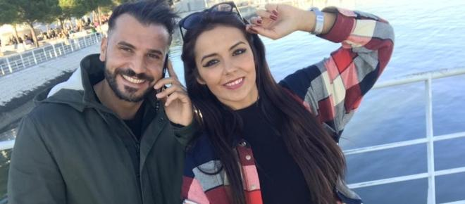 Bruno Savate e Elisabete Moutinho em Lisboa: estarão de regresso a um reality show?