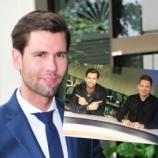 Clemens Trischler (kl. Foto, re.) war mit Honey bis Ende 2016 gut befreundet / Foto: RTL, Stefan Menne; OE24 TV
