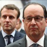 Et si Hollande se prononçait pour Macron ?... - challenges.fr