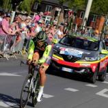 Filippo Pozzato, la sua Wilier è a rischio per il Giro d'Italia