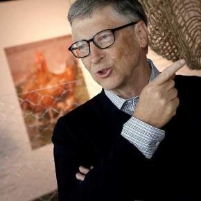 Los 8 millonarios que tienen más dinero que la mitad de la ... - clarin.com