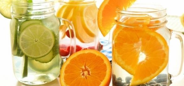 Detox Water Acqua Aromatizzata