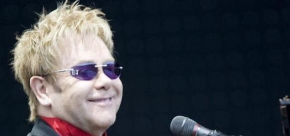 Elton John from sell outs to celluloid (Wikimedia Commons)