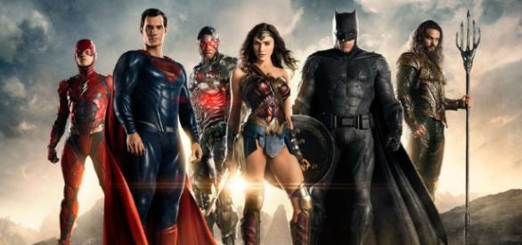 Wonder Woman and Justice League Debut San Diego Comic-Con Trailers ... - dccomics.com