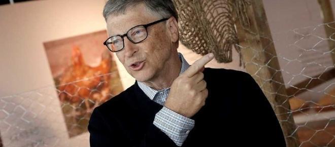 Los 8 hombres más ricos del mundo tienen tanto dinero como 3.600 millones de personas