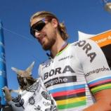 Peter Sagan al Tour Down Under