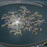 """Primul """"oraș plutitor"""" va construit în Polinezia Franceză - Foto: YouTube"""
