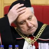 Prof. Rzepliński zadziwił widzów (foto: wyborcza.pl)
