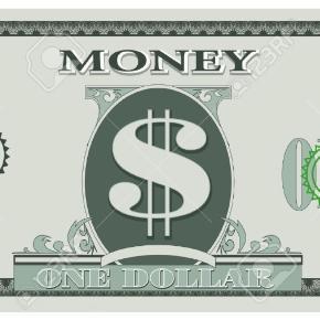 Geld-Spiel - Einen Dollar-Schein Lizenzfrei Nutzbare ... - 123rf.com