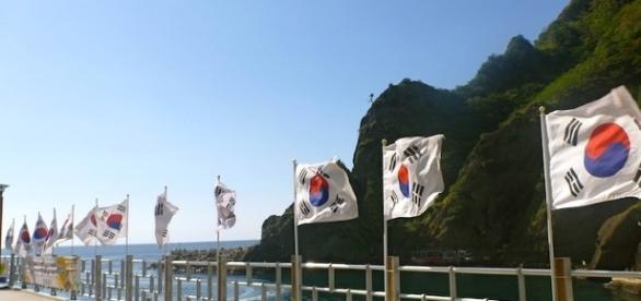 Aprenda o idioma coreano (hangul).