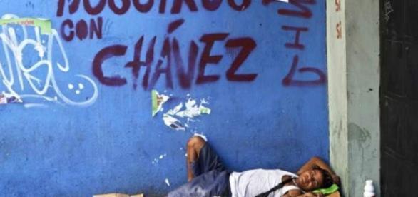 Aumentan casos de indigencia en Venezuela.