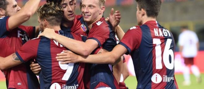 Il Bologna è una regola: contro il Crotone altri tre punti d'oro