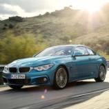 BMW Série 4 2017 tem mudanças nos para-choques e faróis