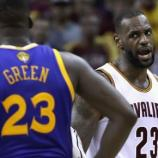 With many heated moments throught their games, is it enough to call Cavs Warriors a rivalry - Getty Images