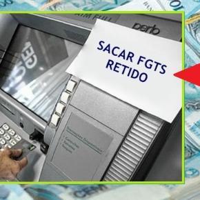 Saiba como antecipar o saque do FGTS de contas inativas