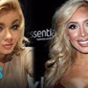 Source: Youtube ENews. Amber Portwood feuds with critics along with Farrah Abraham