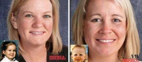 Surorile Kimberly and Kelly dispărut în anul 1985 a fost găsite în viață după 32 de ani