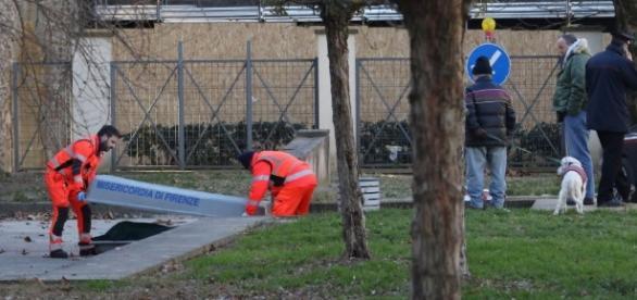 Firenze, senzatetto muore di freddo
