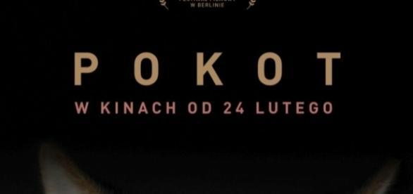 "Oficjalny plakat filmu ""Pokot"""