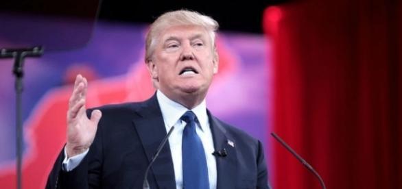 Trump hat Ungewöhnliches vor. (Fotoverantw./URG Suisse: Blasting.News Archiv)