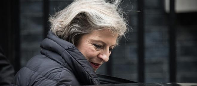 Theresa May's 'global' Britain claim is a hypocritical one