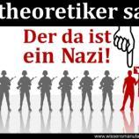 """""""So oft, wie das heute angewandt wird, ist es fraglich, ob NAZI noch eine Prangerwirkung hat"""", urteilte der Richterin Berlin"""