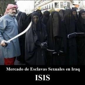 Mercado de esclavitud sexual en Iraq
