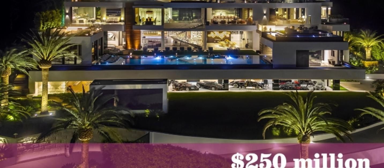 La casa pi costosa degli stati uniti in vendita costa for Quanto costa una mega villa