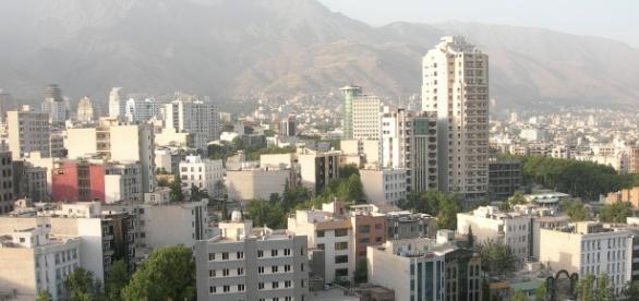 Tehran, Iran,photo by Frank497 pixabay.com creative commons license