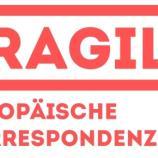 Diesmal schreinbe ich als Berichterstatter aus Polen - fragile-europe.net