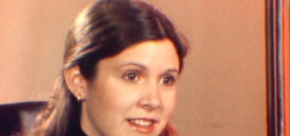 Carrie Fisher - Blasting News Image Library