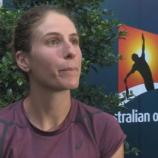 Australian Open: Johanna Konta happy despite with semi-final ... - bbc.co.uk