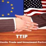 Controversatul Parteneriat Transatlantic pentru Comerț și Investiții (TTIP) între SUA și UE este pus sub semnul întrebării