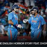 dhoni and Yuvraj Singh (Image credits: Twitter.com/starsports)