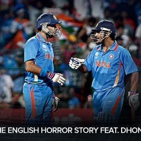 dhoni and Yuvraj Singh (Image credits: Twitter.com/starsports)