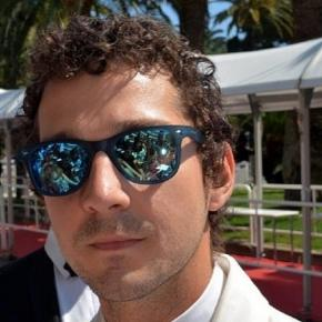 Shia LaBeouf at Canne (Georges Biard)