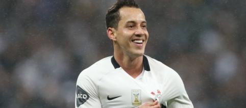 O meia Rodriguinho pode acabar saindo de graça do Corinthians.