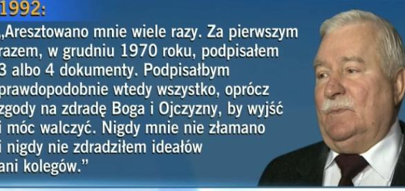 Dlaczego PiS próbuje zniszczyć autorytet Lecha Wałęsy przy pomocy magistrów?