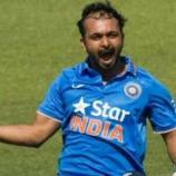 Kedar Jadhav (Image credits: Cricketcountry.com)