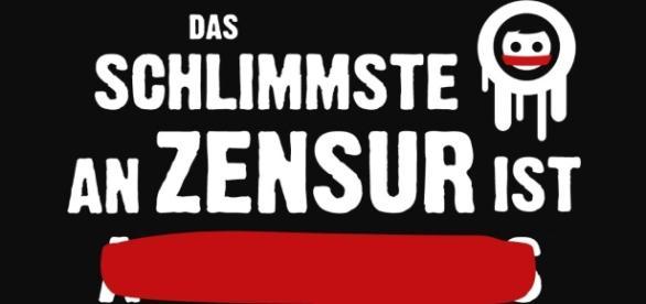 Zensur #Kindersklaven #Korruptionsskandal #Kerosinskandal #Sachsensumpf.