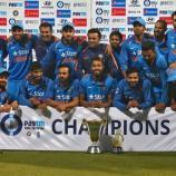 Sports News: the winning team... - indiatimes.com