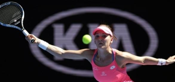 Radwanska made a surprise early exit from the Australian Open: (Source: deccanchronicle.com)