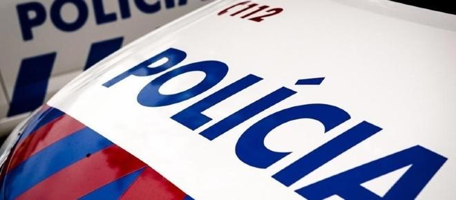 Dois tiros foram disparados contra agentes da PSP durante uma perseguição