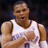 Nuovo record per Russell Westbrook - ciuff.it