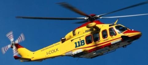 Tutti morti i sei occupanti dell'elicottero precipitato in Abruzzo