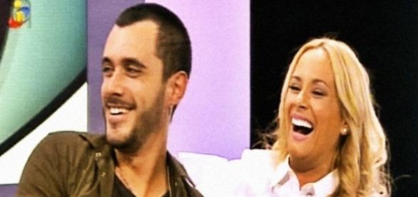 Diogo e Helena estiveram no Extra da TVI